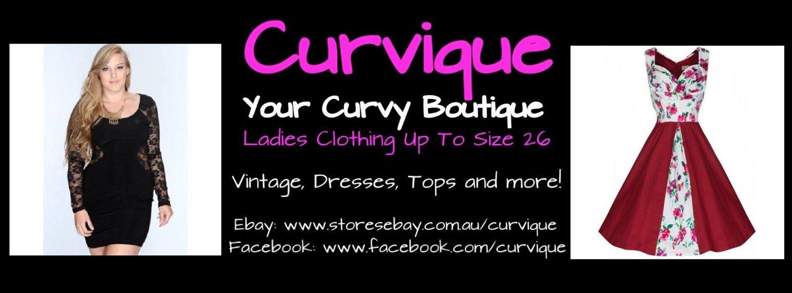 Curvique - Your Curvy Boutique