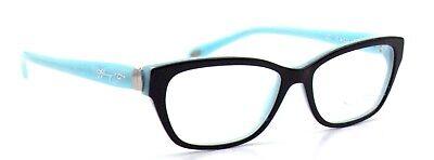 Tiffany & Co. Damen Brillenfassung  TF2114 8055  55mm schwarz hellblau 550 T55