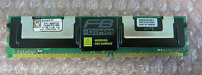 - Kingston KTH-XW667/2G Dual Channel Kit System Specific Memory 1GB 2Rx8 PC-5300F