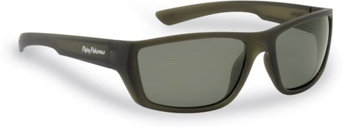 New Polarized Flying Fisherman Sunglasses Slack Tide Granite
