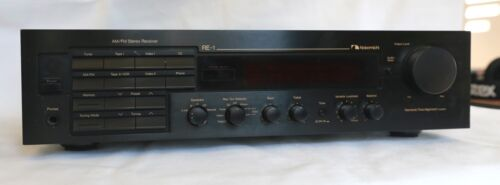 Nakamichi RE-1 Stereo Receiver - 80watts channel