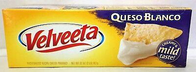 Kraft Velveeta Cheese Queso Blanco 32 oz segunda mano  Embacar hacia Argentina