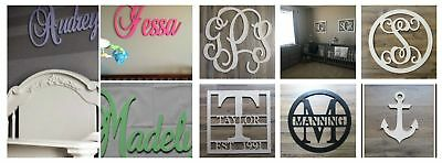 Personalized Creations In Wood
