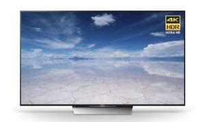 Sony 55 inch 4K UHD TV (850D) - like new in warranty