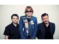 Manic street preachers 2x tickets with accommodation Cardiff