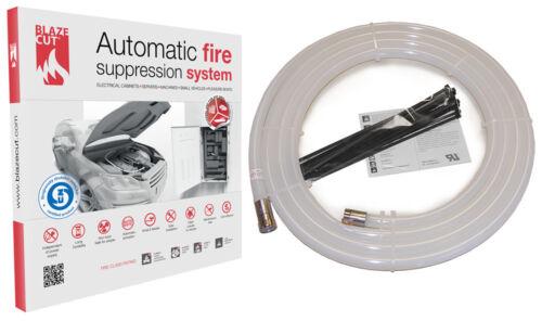 BlazeCut TV400FA Automatic Fire Suppression System - 4 Meter