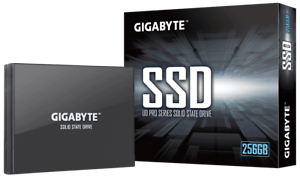 NEW Gigabyte UD PRO 256GB SSD
