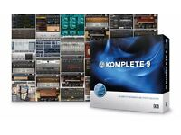 Native Instruments Komplete 9 Full, this is a full licence.