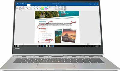 New Lenovo Yoga 920 80Y70012US 2-in-1 13.9'' FHD Touch Laptop i7-8550U 8GB 256GB
