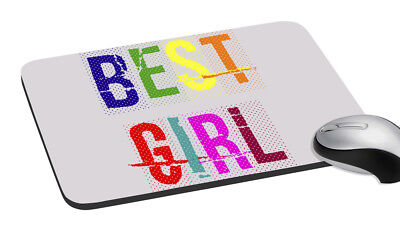 Best Girl Mousepad Large Gaming Mouse Pad Keyboard Pad Top Quality Desk