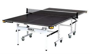 NEW JOOLA Rally TL 300 Table Tennis Table with Corner Ball Holders and Magnetic Scorers Condtion: New, 15mm(5/8in) To...