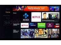 FULLY LOADED FIRE STICK WITH KODI INSTALL