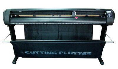 1600mm Contour Cutter Plotter For Car Wrap Vinyl Cuttingprinters Partner63