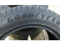 4x Goodyear 205x60x16