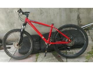 Carrera xc.volcanic bike