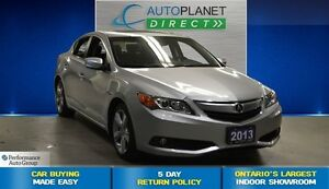 2013 Acura ILX Premium Package, Leather, One Owner, $79/Wk!