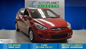 2016 Hyundai Accent GL, Ontario Vehicle, Bluetooth, $40/Wk!