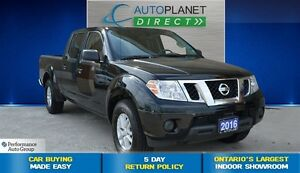 2016 Nissan Frontier SV, Ontario Vehicle, Bluetooth, $88/Wk!