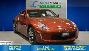 2013 Nissan 370Z Touring, Heated Seats, Bluetooth, $126/Wk!