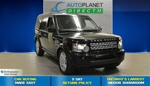 2012 Land Rover LR4 4x4, Navi, Sunroof, Bluetooth, $159/Wk!