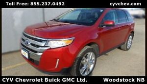 2011 Ford Edge Limited with Leather