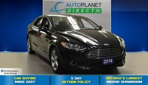 2014 Ford Fusion SE, Navi,  Back Up Cam,  $76/Wk!