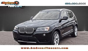 2014 BMW X3 xDrive35i xDrive35i|NAV|PANOROOF|HEATED SEATS