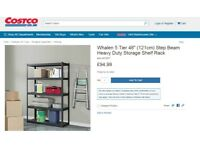 Industrial shelving bays cheap price