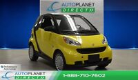 2010 smart fortwo pure + CLEAN CARPROOF + Air Conditioning