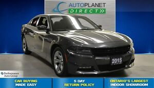 2015 Dodge Charger SXT | Bluetooth | Heated Seats | $78/Wk!