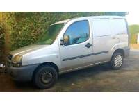 04 fiat doblo 3 seat long mot drive away lookimg to swap any offer welcome