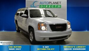 2014 GMC Yukon XL SLE, 4x4, 9 Passenger, Back Up Cam, $133/Wk!