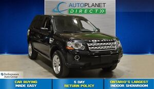 2014 Land Rover LR2 HSE 4x4, Navi, Back Up Cam, Sunroof, $121/Wk