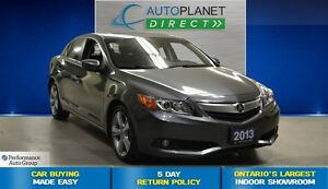 2013 Acura ILX Technology Package, Navi, Back Up Cam, $91/Wk!