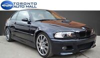 2004 BMW M3 COUPE | 6 SPEED MANUAL | CARBON BLACK ON CINAMMON