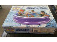 Paddling pool bnib