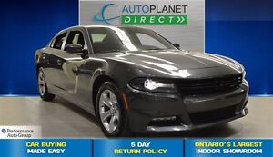 2015 Dodge Charger SXT, Ontario Vehicle, Bluetooth, $79/Wk!