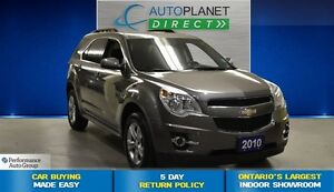 2010 Chevrolet Equinox 1LT, Bluetooth, Heated Seats, $56/Wk!