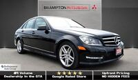 2014 Mercedes-Benz C-Class C300 4MATIC (LEATHER INTERIOR! $101/W