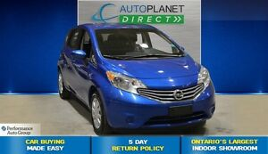 2015 Nissan Versa Note 1.6 SV, Back Up Cam, Ontario Vehicle, $37