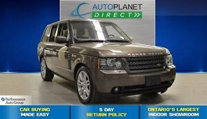 2011 Land Rover Range Rover HSE, Ontario Vehicle, Navi, Leather,