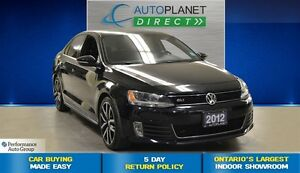 2012 Volkswagen Jetta GLI, Sunroof, Heated Seats, $80/Wk!
