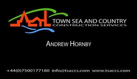 Builder / Building contractor (timber, steel & concrete)