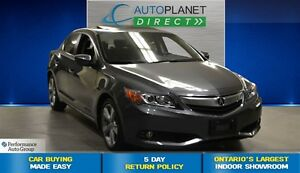 2013 Acura ILX Premium Pkg, Sunroof, Leather, $83/Wk!