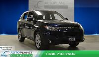 2014 Mitsubishi Outlander GT AWC + Navi + Leather + Rear View Ca