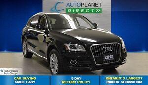 2013 Audi Q5 2.0T Premium Quattro, Sunroof, Navi, $121/Wk!