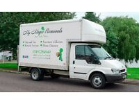 Man and van services From £30, House & office Removal, Same day service, Sofa & furniture collection