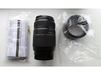 Tamron AF70-300mm F/4-5.6 Di LD Macro 1:2 Camera Lens (For Sony)