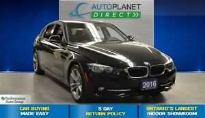 2016 BMW 320I i xDrive + Bluetooth + Heated Seats + $117/Week!