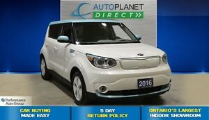 2016 Kia Soul EV Luxury, Electric Motor, $87/Wk!